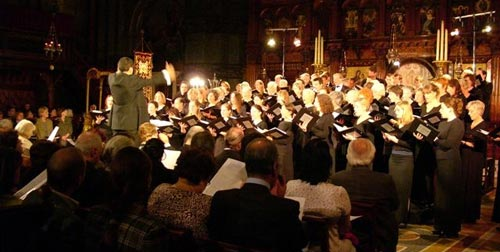 The London Concert Choir